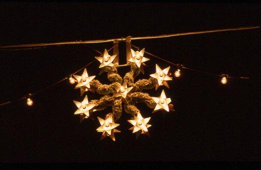 LD 70, LD 110 Julstjärna.