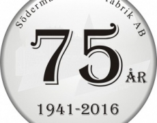 Södermalms Skyltfabrik AB 75år