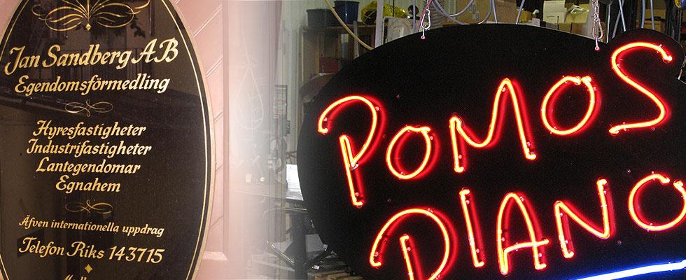 Jan Sandberg & Pomos Piano