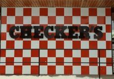 Skylthistoria: Checkers Vägrestauranger