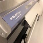 Roland Soljet: Digital 4-färgsskrivare som vi printar fram dekaler av olika slag.