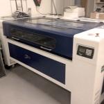 Laserskärning / lasergravering av plast samt rostfritt.