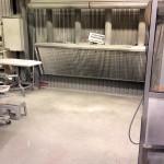 Pulverlackering i RAL standard och specialkulörer.