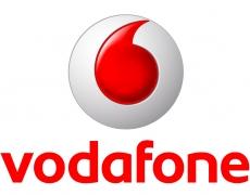 Skylthistoria: Vodafone